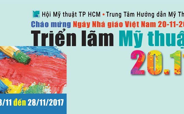 TRIỂN LÃM CHÀO MỪNG NGÀY NHÀ GIÁO VIỆT NAM 20-11-2017