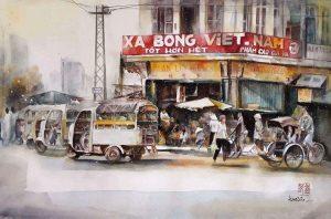 Sài Gòn xưa – No 7